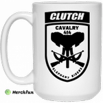 Clutch Elephant Riders Cavalry 414 Mug