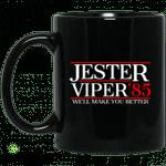 Danger Zone Jester Viper 85' We'll Make You Better Mug