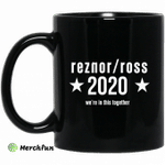 Reznor Ross 2020 We're In This Together Mug