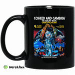 Coheed And Cambria The Amory Wars Game Program Mug