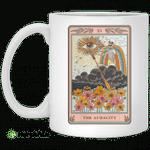 The Audacity Tarot Card mug