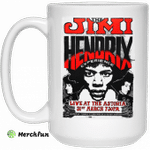 The Jimi Hendrix Experience Live At The Astoria 31st March Mug
