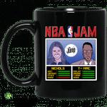 NBA Jam The Jump Nichols TMac Mug
