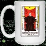 RBG Ruth Bader Ginsburg Justice Mug