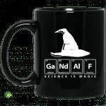 GaNdAlF - Science is Magic Mug