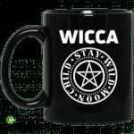 Wicca Child Stay Wild Moon Mug