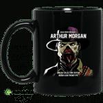 Black River Presidents Arthur Morgan Undead Collectors Edition Mug