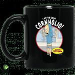 I Am The Great Cornholio Beavis And Butt-Head Mug