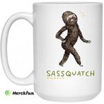 Sassquatch mug