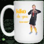 Kiko Do You Love Me Mug