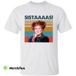Hocus Pocus Winifred Sanderson Sistas Witch Halloween T-Shirt
