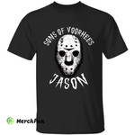 Friday The 13th Sons Of Voorhees Jason Halloween T-Shirt