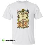 Floral Sacrifice Midsommar Film Horror Movie Halloween T-Shirt