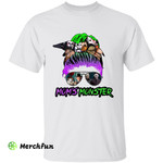 Funny Mom's Monster Horror Movies Character Halloween T-Shirt