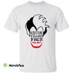 Ursula Resting Villain Face Halloween T-Shirt