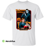 Michael Myers Halloween Safety A Sister's Guide T-Shirt