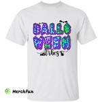 Leopard Halloween Vibes T-Shirt