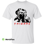 Jason Voorhees Freddy Krueger Ghostface Michael Myers Squad Horror Movies Character Halloween T-Shirt
