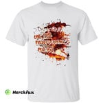 A Nightmare On Elm Street Freddy Krueger One Two Freddy's Coming For You Horror Movie Character Halloween T-Shirt