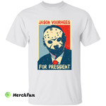 Friday The 13th Jason Voorhees For President Halloween T-Shirt