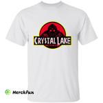 Friday The 13th Jason Voorhees Crystal Lake Halloween T-Shirt