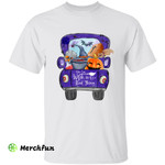 You Say Witch Like It's A Bad Thing Halloween Truck T-Shirt