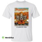 Halloweentown University Class Of 1998 Halloween T-Shirt