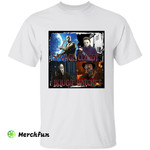 Funny Savage Classy Bougie Ratchet Freddy Krueger Jason Voorhees Michael Myers Ghostface Horror Movies Character Halloween T-Shirt