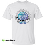 Wizard Hands Magic Crystal Ball Could A Had A Bad Witch Halloween T-Shirt