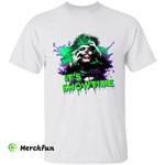 Crazy Joker Clownz It' S Showtime Halloween T-Shirt