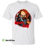 Childs Play Chucky Horror Movie Character Halloween T-Shirt