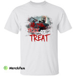 Michael Myers Trick Or Treat Horror Movie Character Halloween T-Shirt