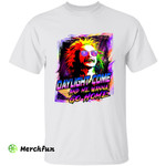 Beetlejuice Daylight Come And Me Wanna Go Home Horror Movie Character Halloween T-Shirt