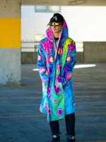 90's Trip Dream Cloak