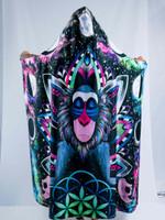 Astral Rafiki Hooded Blanket