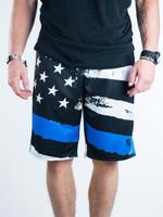 Black Flag Shorts