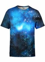 Blue Galaxy Unisex Crew