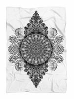 Center Eye Mandala Blanket