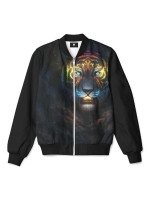 Color Soul Bomber Jacket