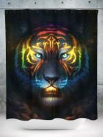Color Soul Shower Curtain