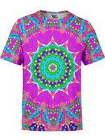Colorful Blocks Mandala Unisex Shirt