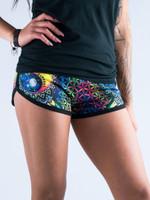 Connect Women's Retro Shorts
