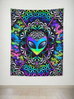 Conscious Cosmos Tapestry