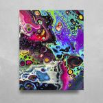 Cosmic Trip HD Metal Panel Print Ready to Hang
