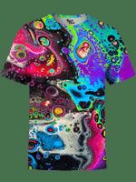 Cosmic Trip Unisex Crew