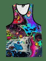 Cosmic Trip Unisex Tank Top