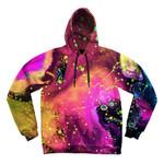 Cosmos Melt Unisex Hoodie