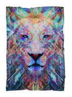 Crystal Lion Blanket