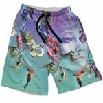 "Deep Reality of Here 6"" Swim Trunks"
