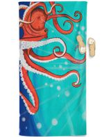 Deep Sea Beach Throw